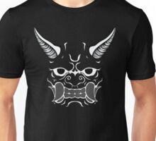 Oni (no outline knockout) Unisex T-Shirt