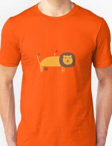 Der freundliche Löwe Unisex T-Shirt