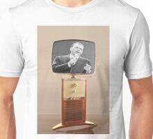 Sinatra's Back Unisex T-Shirt