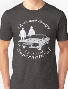 supernatural sam and dean, baby Unisex T-Shirt