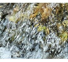 Streaming Photographic Print
