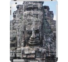 Bayon Stone Face iPad Case/Skin