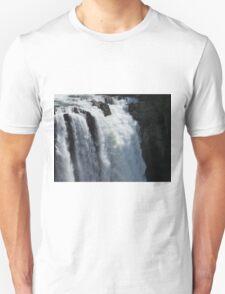 Roaring Waterfall - Snoqualmie Falls T-Shirt