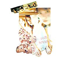 Good Girlpop Morning Photographic Print