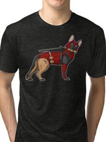dead shepherd Tri-blend T-Shirt