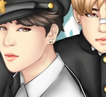 VMin: Your Favorite 95-Liner duo Sticker