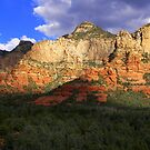 Sedona Light and Shadow by Deborah Lee Soltesz