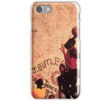 jordan! iPhone Case/Skin