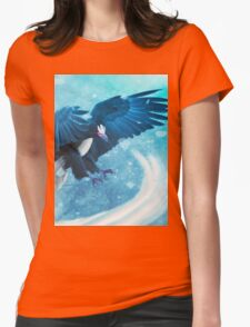 Realistic Pokemon - Articuno Womens Fitted T-Shirt