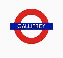 Fandom Tube- GALLIFREY Unisex T-Shirt