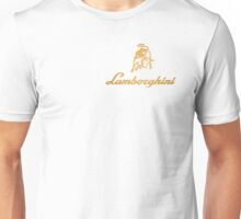 lamborghini go logo Unisex T-Shirt