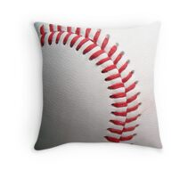 MAN CAVE THROW PILLOW SERIES  - BASEBALL Throw Pillow