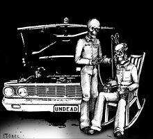 Dead men Rockin' by Isobel Von Finklestein