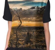 Redmond sunset 104 Chiffon Top