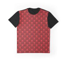 Red scales Graphic T-Shirt