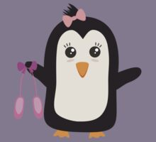 Penguin dancer   Kids Tee