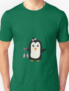 Penguin dancer   Unisex T-Shirt