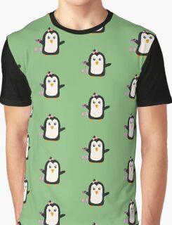 Penguin dancer   Graphic T-Shirt
