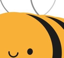 Kawaii Buzzy Bumble Bee Sticker