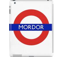 Fandom Tube- MORDOR iPad Case/Skin