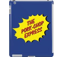 THe Porck-Chop Express Logo iPad Case/Skin
