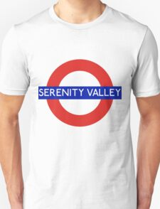 Fandom Tube- SERENITY VALLEY T-Shirt