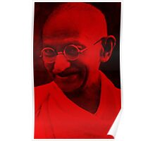 Mohandas K Gandhi (Mahatma Gandhi) - Celebrity Poster