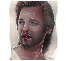 Jack Burton, lipstick advocate Poster