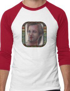 Jack Burton, lipstick advocate Men's Baseball ¾ T-Shirt