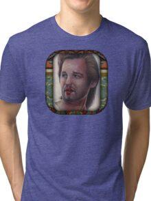 Jack Burton, lipstick advocate Tri-blend T-Shirt