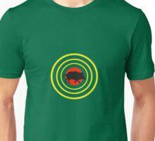 Zielscheibe Wildsau Unisex T-Shirt