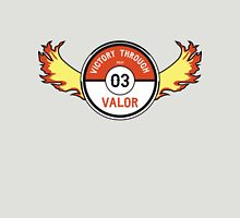 Victory through Valor (Vintage Moltres) Unisex T-Shirt
