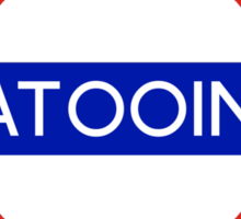 Fandom Tube- TATOOINE Sticker