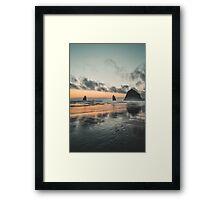 Goonies rock Framed Print