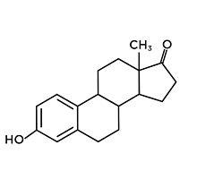 Estrogen Symbol by Akmilr