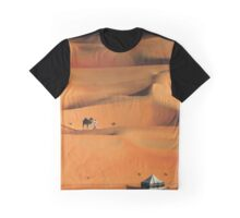 Arab dreams in a dune Graphic T-Shirt