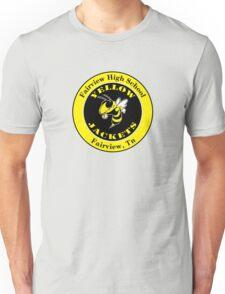 Fairview High School Yellow Jacket Unisex T-Shirt