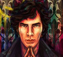 Sherlock: Mind Palace by toastytofu