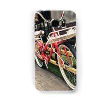 South Wharf Cycles Samsung Galaxy Case/Skin