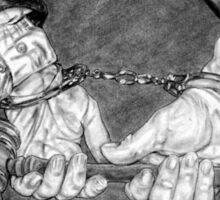 Mandatory Sentencing Sticker