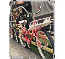 South Wharf Cycles iPad Case/Skin