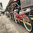 South Wharf Cycles by JimmyAmerica