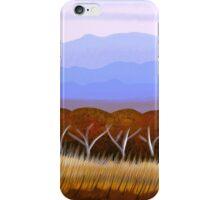 IPad Art- Distant Hills iPhone Case/Skin