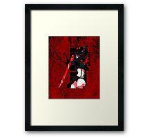 Kill la Kill - Ryuko Matoi Framed Print