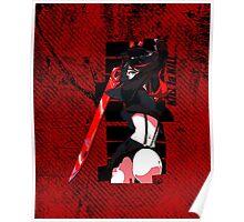 Kill la Kill - Ryuko Matoi Poster
