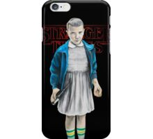 Stranger Things - Eleven iPhone Case/Skin