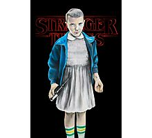 Stranger Things - Eleven Photographic Print