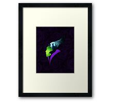 Maleficent - The Greatest Villain of All Framed Print