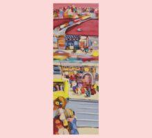Evening Rush One Piece - Short Sleeve