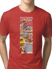 Evening Rush Tri-blend T-Shirt